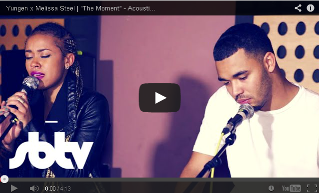 BRITHOPTV- [Live Acoustic Performance] Yungen (@YungenPlayDirty) x Melissa Steel (@MelissaSteel) – 'The Moment' Acoustic [SBTV A64- S9.EP9] - #UKRap