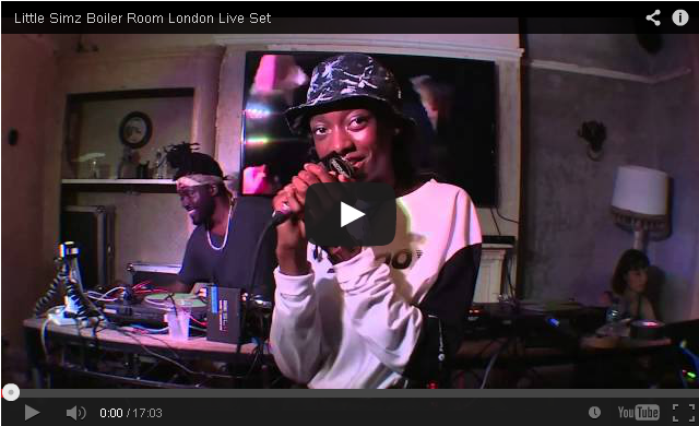 BRITHOPTV- [Live Performance] Little Simz (@LittleSimz) Boiler Room (@boilerroomtv) London Live Set - #UKRap #Grime