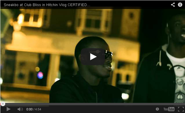 BRITHOPTV- [Live Performance] Sneakbo (@Sneakbo) at Club Bliss in Hitchin - #UKRap #UKHipHop