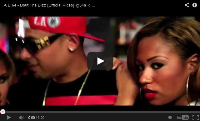 BRITHOPTV- [Music Video] A.D 64 (@64a_d) – 'Bout The Bizz' - #UKHipHop #UKRap