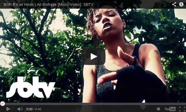 BRITHOPTV- [Music Video] BGR (@Ronster_BGR) – 'Ali Bomaye ft Karl Hinds (@KarlHinds)' - #URap #UKHipHop