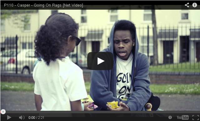 BRITHOPTV- [Music Video] Casper (@CasperStayFresh) – 'Going On Rags' - #Grime #UKRap