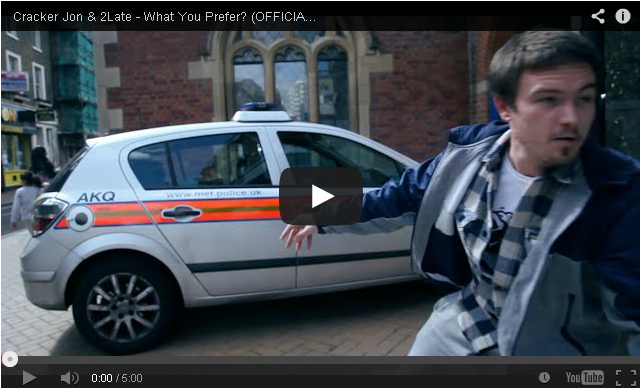 BRITHOPTV- [Music Video] Cracker Jon & 2Late – 'What You Prefer-' [@HighFocusUK] - #UKHipHop #UKRap.