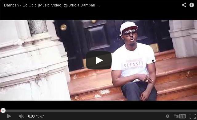 BRITHOPTV- [Music Video] Dampah (@OfficialDampah) – 'So Cold' - #UKRap #UKHipHop