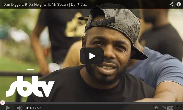 BRITHOPTV: [Music Video] Dan Diggerz (@Dandiggz_RSGZ) - 'Don't Care ft Da Heights (@ThaHeights) & Mr Sozah (@MrSozah)' | #UKHipHop #UKRap