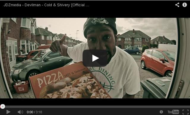 BRITHOPTV- [Music Video] Devilman (@Devilman_Wunsen) – 'Cold & Shivery' - #Grime #UKRap