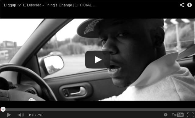 BRITHOPTV- [Music Video] E Blessed (@EphraimBlessed) – 'Thing's Change' [@BiggupTV] - #UKRap #UKHipHop