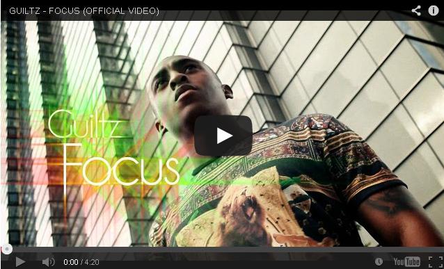 BRITHOPTV- [Music Video] Guiltz (@Guiltz01) – 'Focus' [@GlobalFaction] - #UKHipHop #UKRap