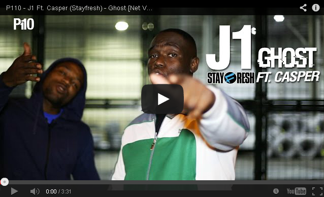 BRITHOPTV- [Music Video] J1 (@J1StayFres) – 'Ghost ft Ft. Casper (@CasperStayFresh)' [Prod. @SwiftaBeata] - #UKRap #Grime