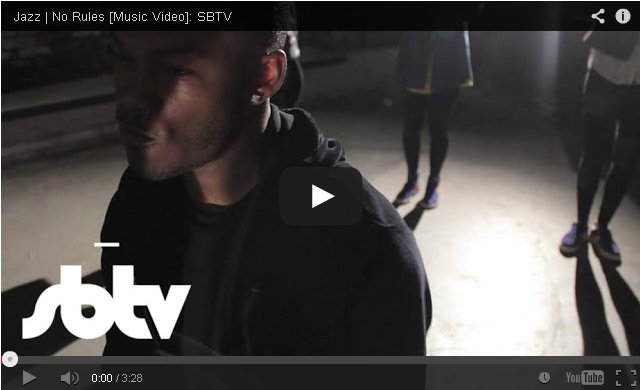 BRITHOPTV- [Music Video] Jazz (@TheyWantJazz) – 'No Rules' - #UKHipHop #UKRap