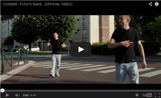 BRITHOPTV- [Music Video] Kosher (@KosherMusicUk) – 'F--k's Sake' - #UKRap #UKHipHop.