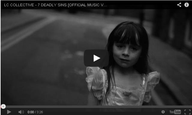 BRITHOPTV- [Music Video] LC Collective (@lccollectiveuk- @truesayuk, @mcangeluk, @shayduk) – '7 Deadly Sins' - #UKRap #UKHipHop