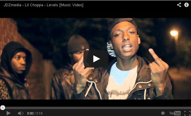BRITHOPTV- [Music Video] Lil Choppa (@LilChoppzOnline) – 'Levels' [@JDZMedia] - #Grime
