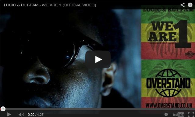 BRITHOPTV- [Music Video] Logic (@LogicArmy) & RU1 -Fam (@RU1FAM ) – 'We Are 1′ [Prod. @LastResortUK] - #URap #UKHipHop