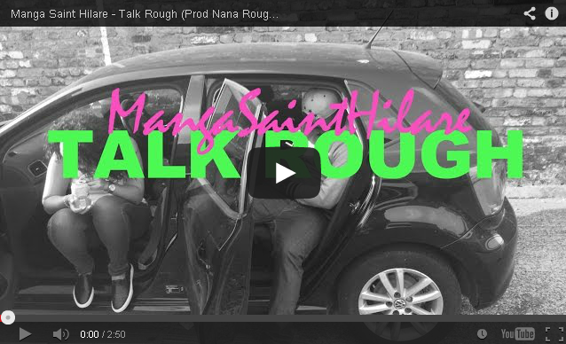 BRITHOPTV- [Music Video] Manga Saint Hilare (@MangaStHilare) – 'Talk Rough (Prod Nana Rouges)' - #UKHipHop #UKRap