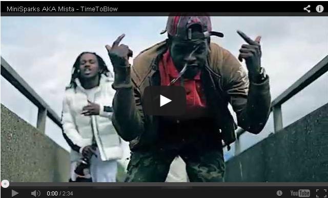 BRITHOPTV- [Music Video] MiniSparks AKA Mista (@Real_MiniSparks) – 'TimeTo Blow' - #UKRap #UKHipHop.