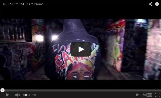 BRITHOPTV- [Music Video] Neesh (@NeeshOfficial)- 'Stereo ft KNERS (@K_NERS)' - #URap #UKHipHop
