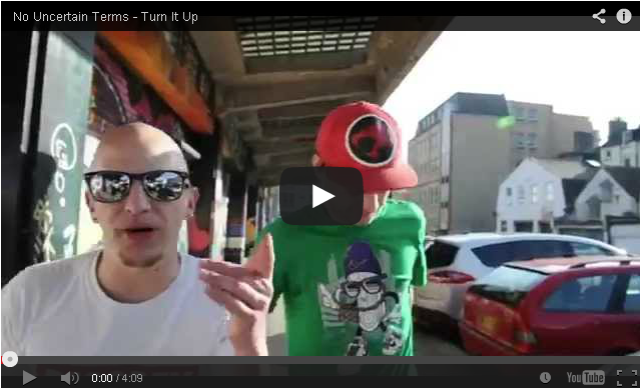 BRITHOPTV- [Music Video] No Uncertain Terms (@NUCT_Official) – 'Turn It Up' - #UKHipHop #UKRap