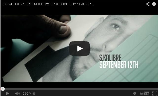 BRITHOPTV- [Music Video] S Kalibre (@S_Kalibre) – 'Semptember 12th' (Prod. @SlapUMugz) [Dir. @GlobalFaction']- #UKHipHop #UKRap