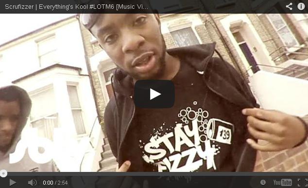 BRITHOPTV- [Music Video] Scrufizzer (@Scrufizzer) – 'Everything's Kool #LOTM6′ - #Grime #UKRap