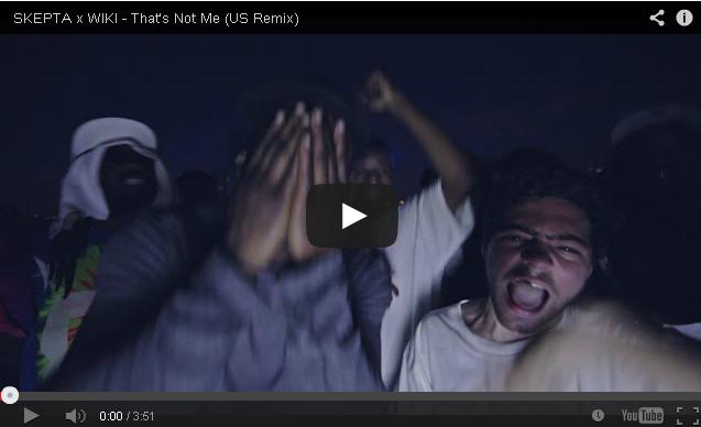 BRITHOPTV- [Music Video] Skepta (@Skepta) – 'That's Not Me Ft. Wiki (@Ratking)' (US Remix) - #Grime.
