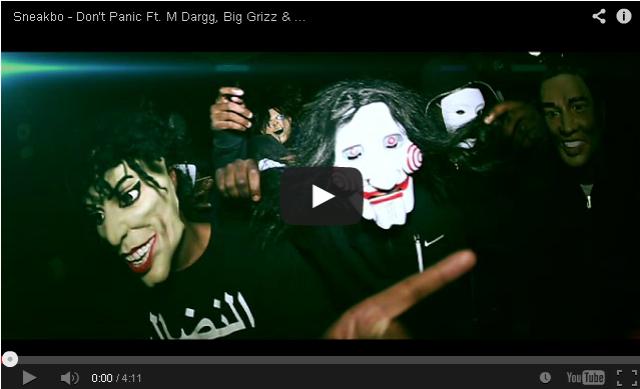 BRITHOPTV- [Music Video] Sneakbo (@Sneakbo) – 'Don't Panic Ft. M Dargg (@MDargg), Big Grizz (@GrizzyUpTop) & S Wavey (@S_wavey )' - #UKHipHop #UKRap