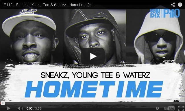 BRITHOPTV: [Music Video] Sneekz (@sneekz_da_1st), Young Tee (@youngteeb21), Waterz (@waterzuk) - 'Hometime' | #UKHipHop #UKRap Attachment Display