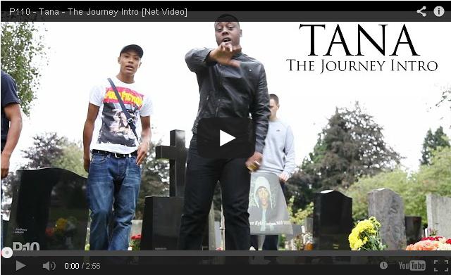 BRITHOPTV: [Music Video] Tana (@Don_Tana) - 'The Journey Intro'   #UKHipHop #UKRap