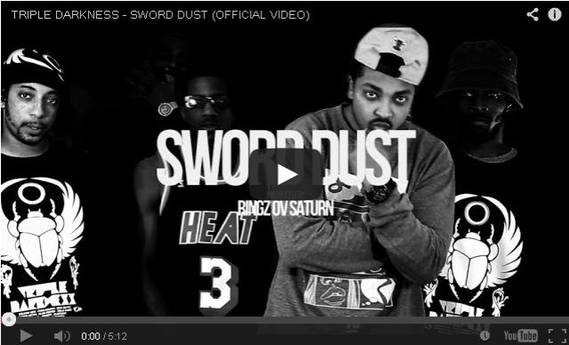BRITHOPTV- [Music Video] Triple Darkness (@TripleDarkness_) – 'Sword Dust' [Dir. @GlobalFaction] - #UKRap #UKHipHop