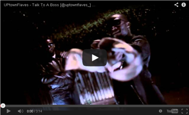 BRITHOPTV- [Music Video] UPtownFlaves (@uptownflaves_) – 'Talk To A Boss' - #UKRap #UKHipHop
