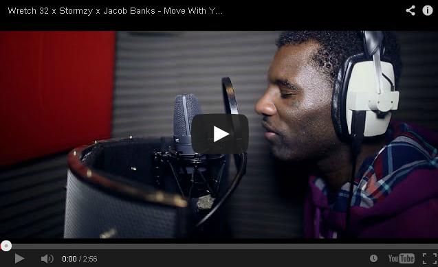 BRITHOPTV: [Music Video] Wretch 32 (@Wretch32) x Stormzy (@Stormzy1) x Jacob Banks (@MrJacobBanks) - 'Move With You REMIX'| #UKHipHop #UKRap