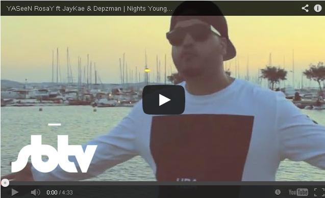 BRITHOPTV- [Music Video] YASeeN RosaY (@YASeeNRosaY) – 'Nights Young ft JayKae (@Jaykae_Invasion) & Depzman (@DepzmanInvasion)' - #UKRap #Grime