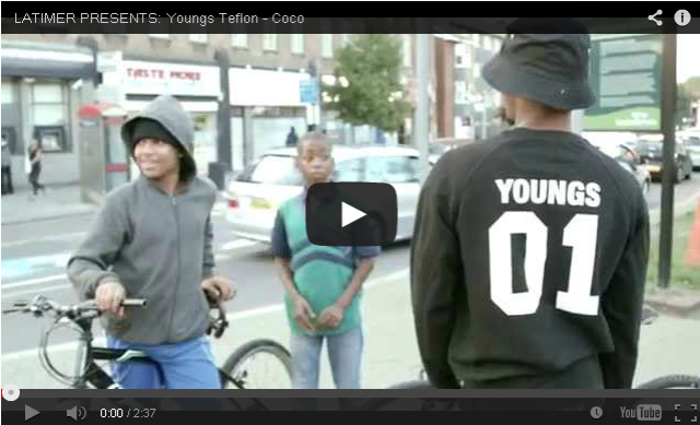 BRITHOPTV- [Music Video] Youngs Teflon (@YoungsTeflon) – 'Coco' - #UKHipHop #UKRap