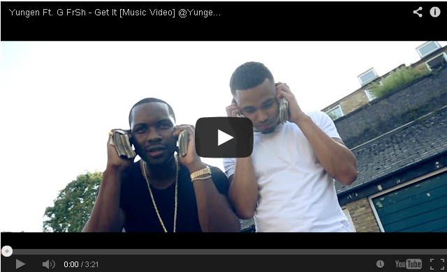 BRITHOPTV- [Music Video] Yungen (@YungenPlayDirty ) – 'Get It Ft. G FrSh (@Gfrsh)' - #UKHipHop #UKRap