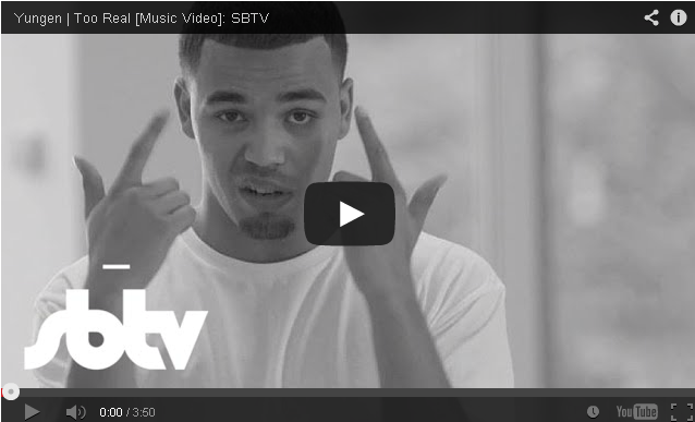BRITHOPTV- [Music Video] Yungen (@YungenPlayDirty) – 'Too Real' - #UKHipHop #UKRap