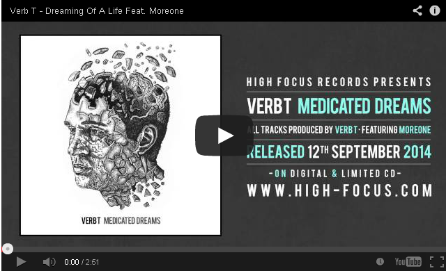 BRITHOPTV- [New Music] Verb T – (@RealVerbT) – 'Dreaming Of A Life Feat. Moreone' - #UKRap #UKHipHop