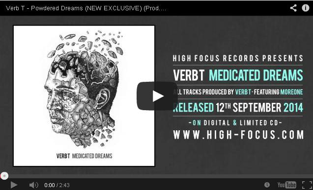BRITHOPTV: [New Music] Verb T (@realverbt) - 'Powdered Dreams'   #UKRap #UKHipHop