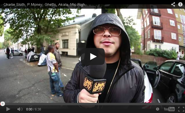 BRITHOPTV- [Video Interview] Charlie Sloth, P Money, Ghetts, Akala, Mic Righteous, Potter Payper talk #FireInTheBoothCypher - #UKRap #Grime