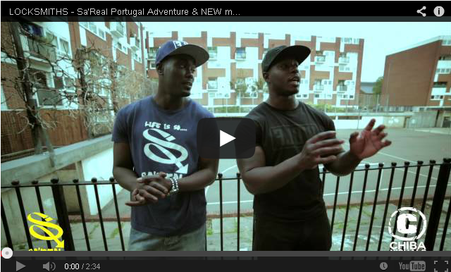 BRITHOPTV- [Video Interview] The Locksmith (@LocksmithLDN) talk about their company, event in Portugal, and new mixtape [@ChibaVisuals] - #UKRap #UKHipHop