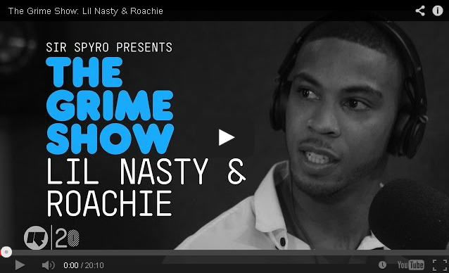 BRITHOPTV: [Video Set] Lil Nasty (@lilnastyuk) , Roachee (@RoachMaterial) on @SirSpyro #GrimeShow [@RinseFM]   #Grime
