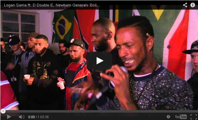 BRITHOPTV: [Video Set] Logan Sama (@DjLoganSama) ft. D Double E (@DDoubleEE7), Footsie (@Footsie) Newham Generals (@NewhamGenerals) Boiler Room (@boilerroomtv) London DJ Set + Live Freestyle| #Grime