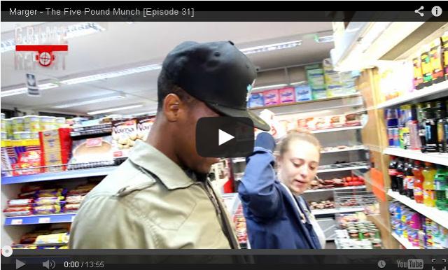 BRITHOPTV- [Web Show] Marger ( @ItzMarger) – #TheFivePoundMunch [S1- E-31] [ @GrimeReportTV] - #Grime