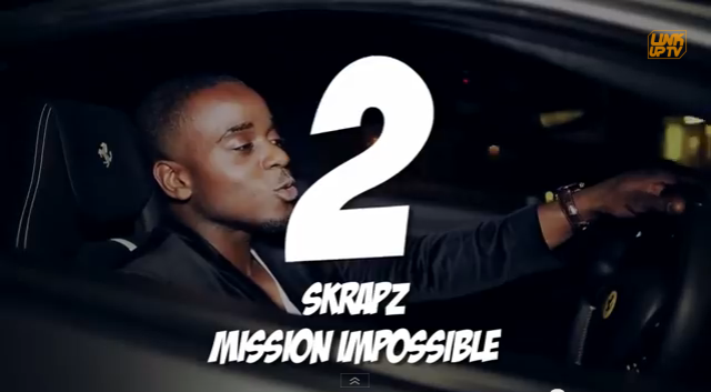 Link UP TV Top Videos August  | 02 Skrapz - 'Mission Impossible'
