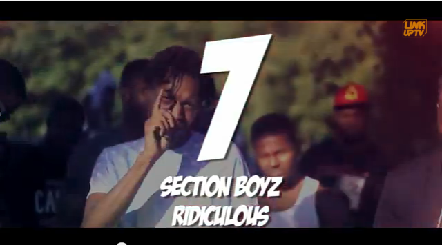 Link UP TV Top Videos August | 07  Section Boyz - 'Ridiculous'