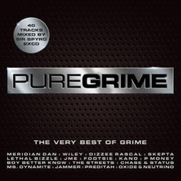 BRITHOPTV: [New Release]   'Pure Grime: The Very Best Of Grime' Mixed by Sir Spyro OUT NOW! [Rel. 14/09/14] | #Grime