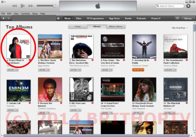 Yungen No 1 iTunes 696 jp