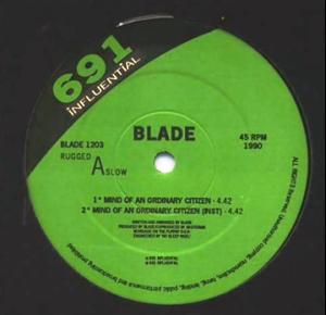 Blade Mind of an Ordinary Citizen