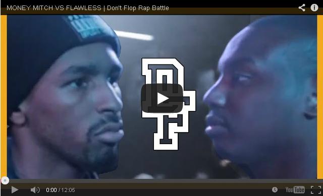 BRITHOPTV- [Battle Video] Money Mitch (@WinningMitch) Vs Flawless (@ThatsMeFlawless) [@DontFlop] - #UKHipHop #UKBattleRap.