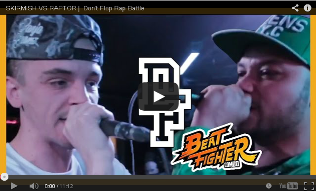 BRITHOPTV- [Battle Video] Skirmz (@SkirmzRA) Vs Raptor (@RaptorWarhurst) [@DontFlop] - #UKHipHop #UKBattleRap.