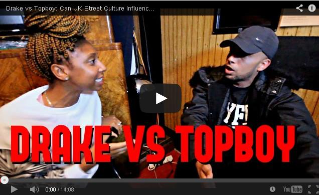 BRITHOPTV- [Debate] @JumpOffTV – 'Drake vs Topboy- Can UK Street Culture Influence Global Artists-' -#HipHop #UK #US